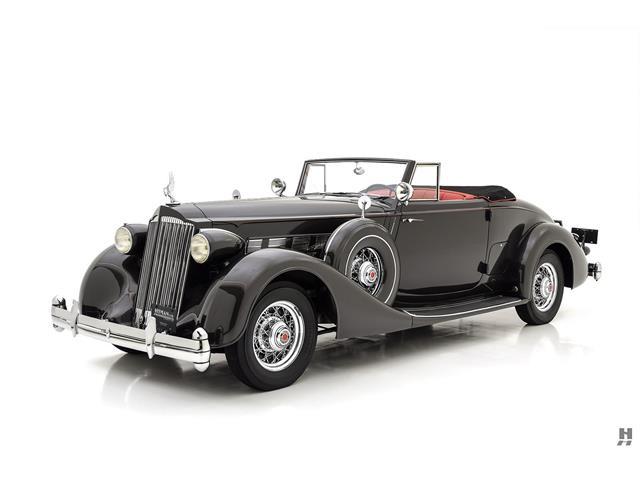 1936 Packard Super Eight