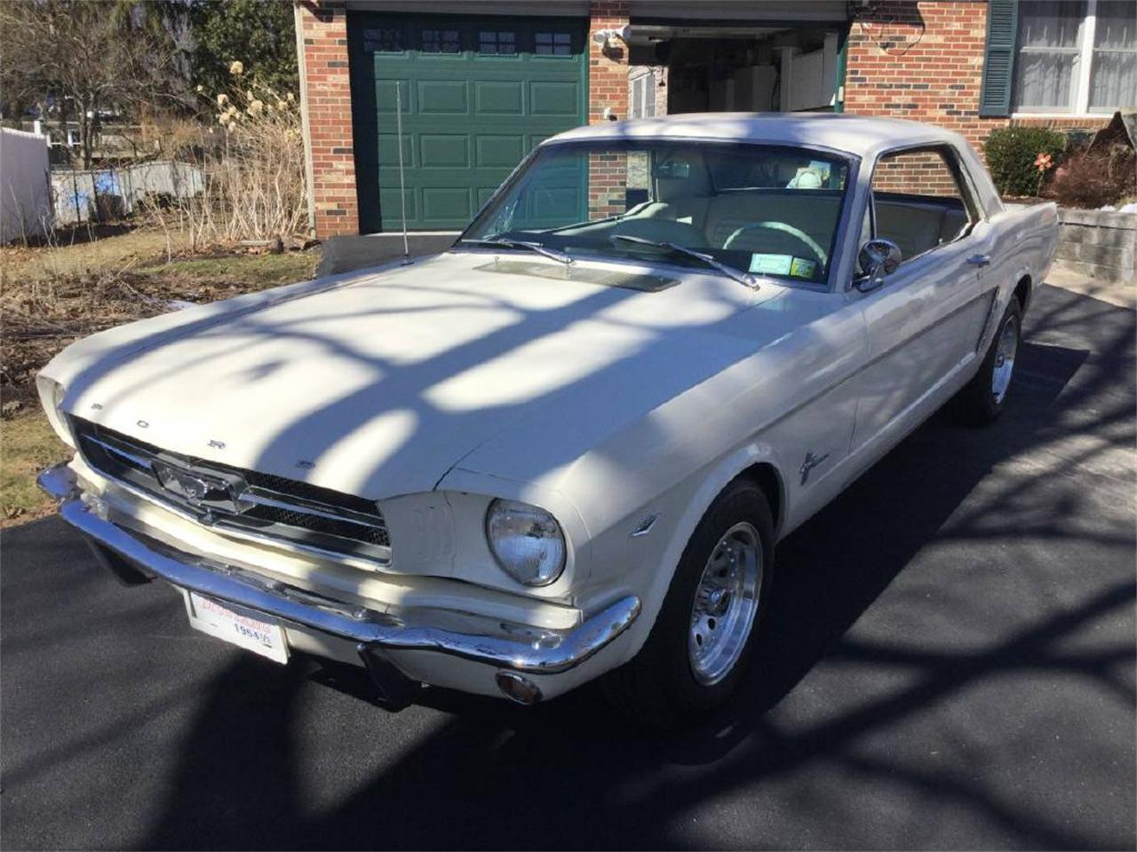 1964 Ford Mustang (CC-1204305) for sale in West Pittston, Pennsylvania