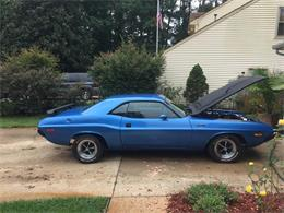 1972 Dodge Challenger (CC-1204307) for sale in West Pittston, Pennsylvania