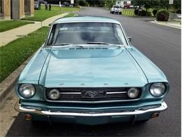 1966 Ford Mustang (CC-1204410) for sale in Kokomo, Indiana