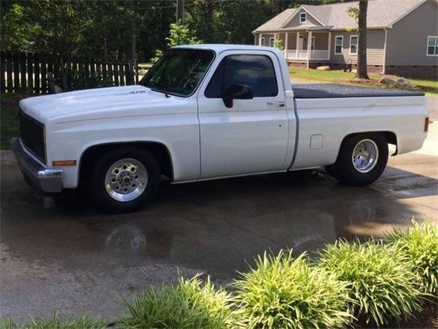 1986 Chevrolet C10 (CC-1204425) for sale in Cadillac, Michigan