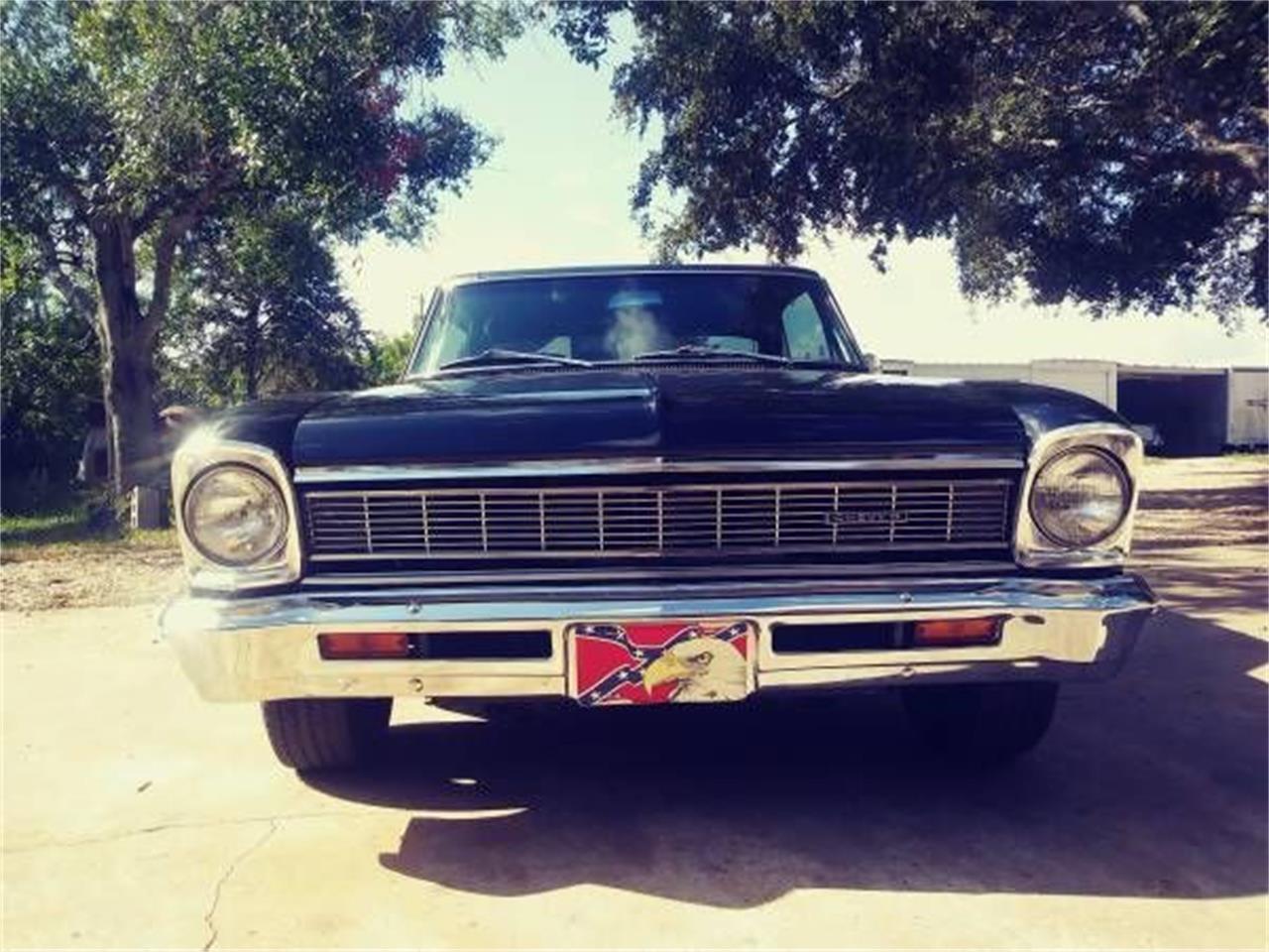 1966 Chevrolet Nova II (CC-1204431) for sale in Cadillac, Michigan