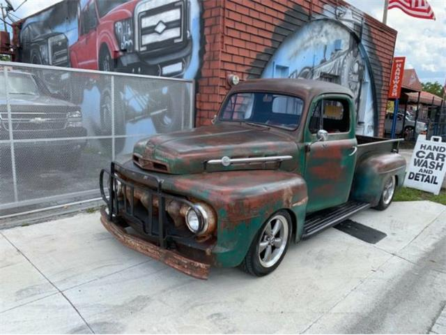 1951 Ford F100 (CC-1204435) for sale in Cadillac, Michigan