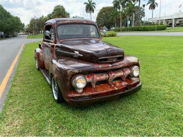 1952 Ford F100 (CC-1204436) for sale in Cadillac, Michigan