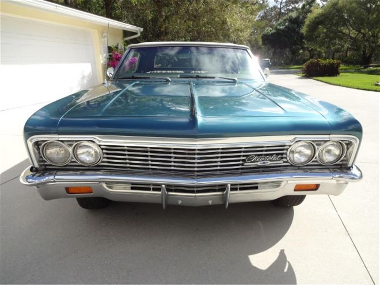 1966 Chevrolet Impala (CC-1204447) for sale in Cadillac, Michigan