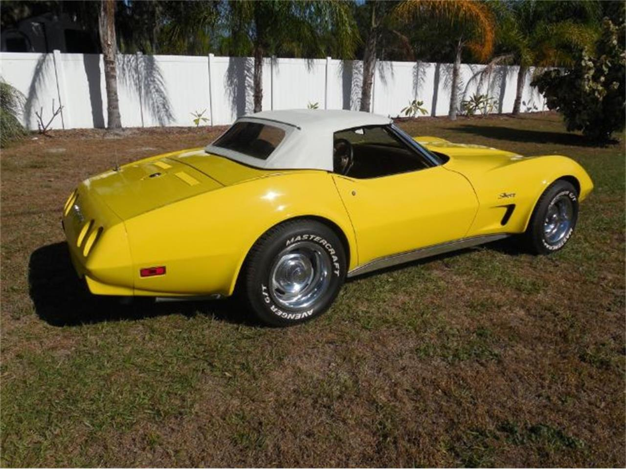 1975 Chevrolet Corvette (CC-1204451) for sale in Cadillac, Michigan