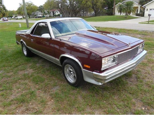 1986 Chevrolet El Camino (CC-1204452) for sale in Cadillac, Michigan