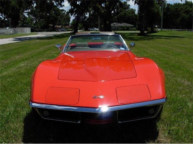 1969 Chevrolet Corvette (CC-1204454) for sale in Cadillac, Michigan