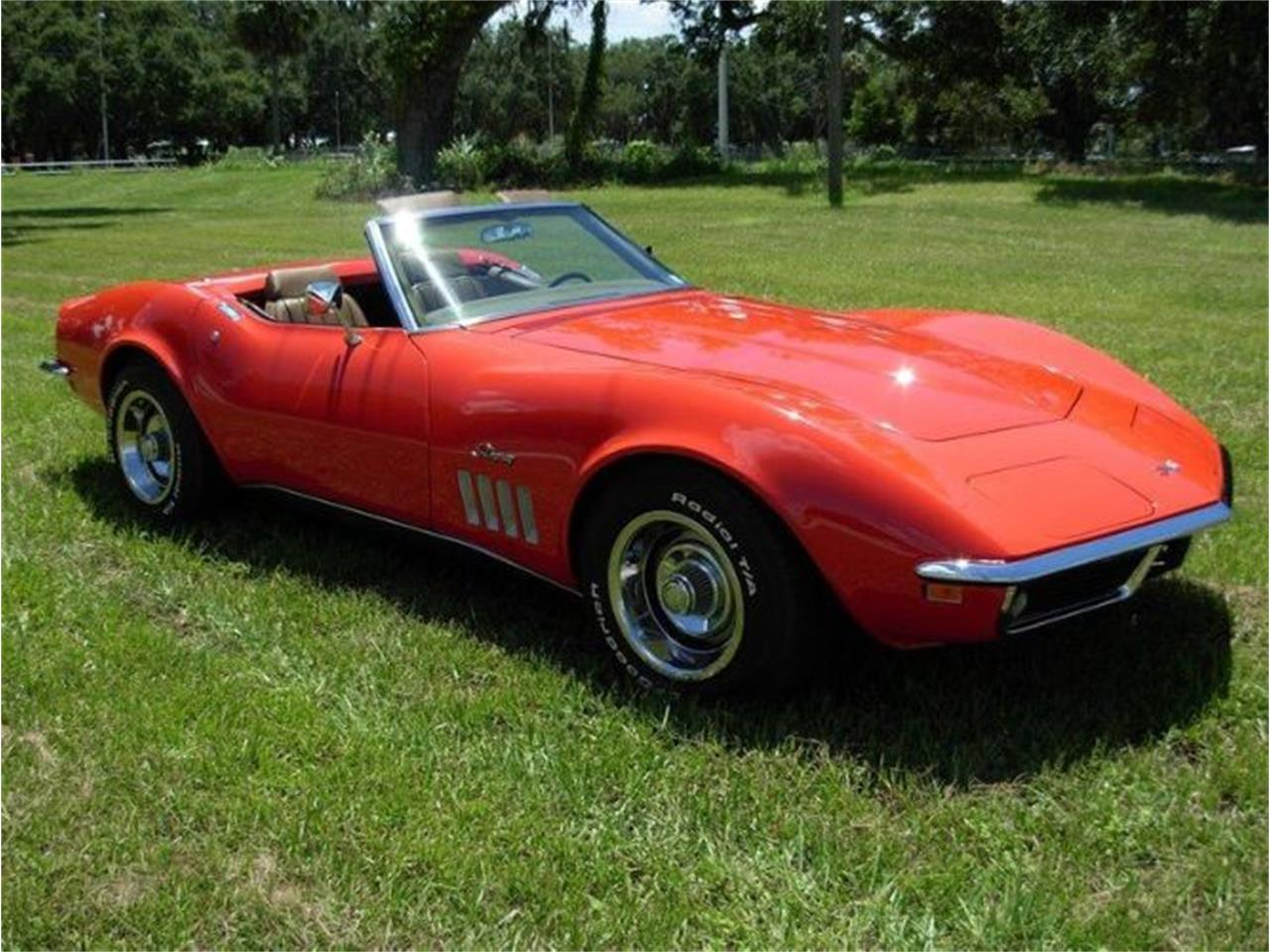 1969 Chevrolet Corvette (CC-1204454) for sale in Cadillac, Michigan