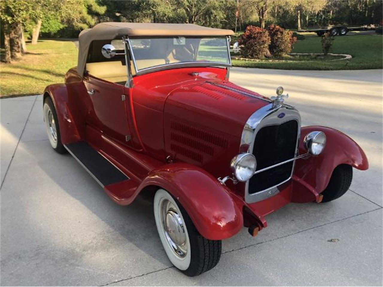 1929 Ford Cabriolet (CC-1204456) for sale in Cadillac, Michigan
