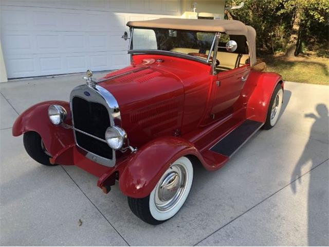 1929 Ford Cabriolet