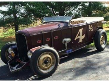 1932 Ford Phaeton (CC-1204460) for sale in Cadillac, Michigan