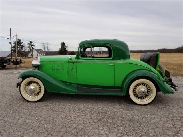 1933 Chevrolet Coupe (CC-1204461) for sale in Cadillac, Michigan