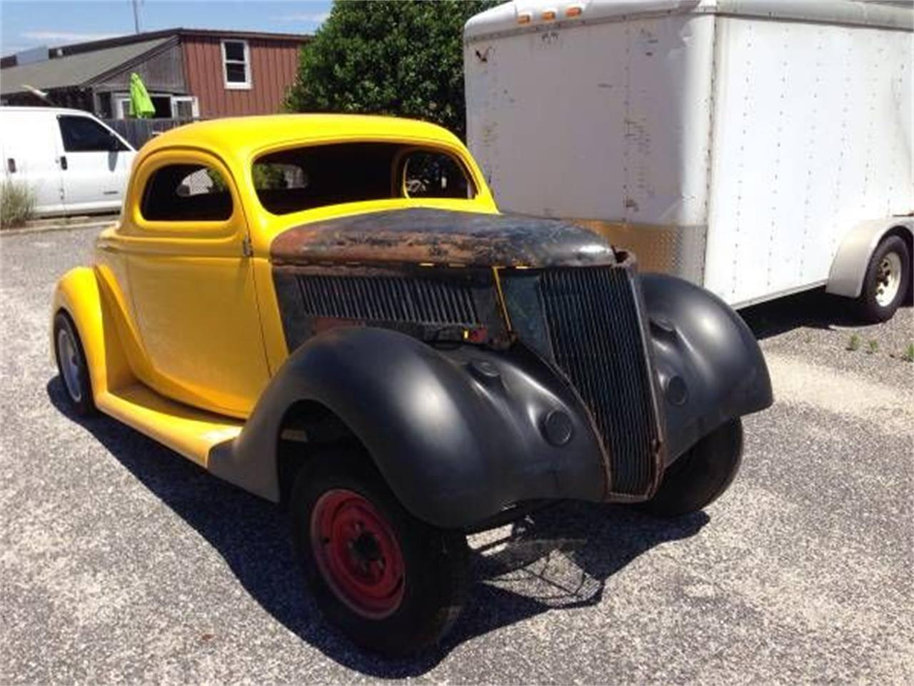 1936 Ford Coupe (CC-1204464) for sale in Cadillac, Michigan
