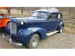 1937 Oldsmobile Sedan (CC-1204470) for sale in Cadillac, Michigan