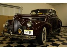 1940 Buick Century (CC-1204474) for sale in Cadillac, Michigan
