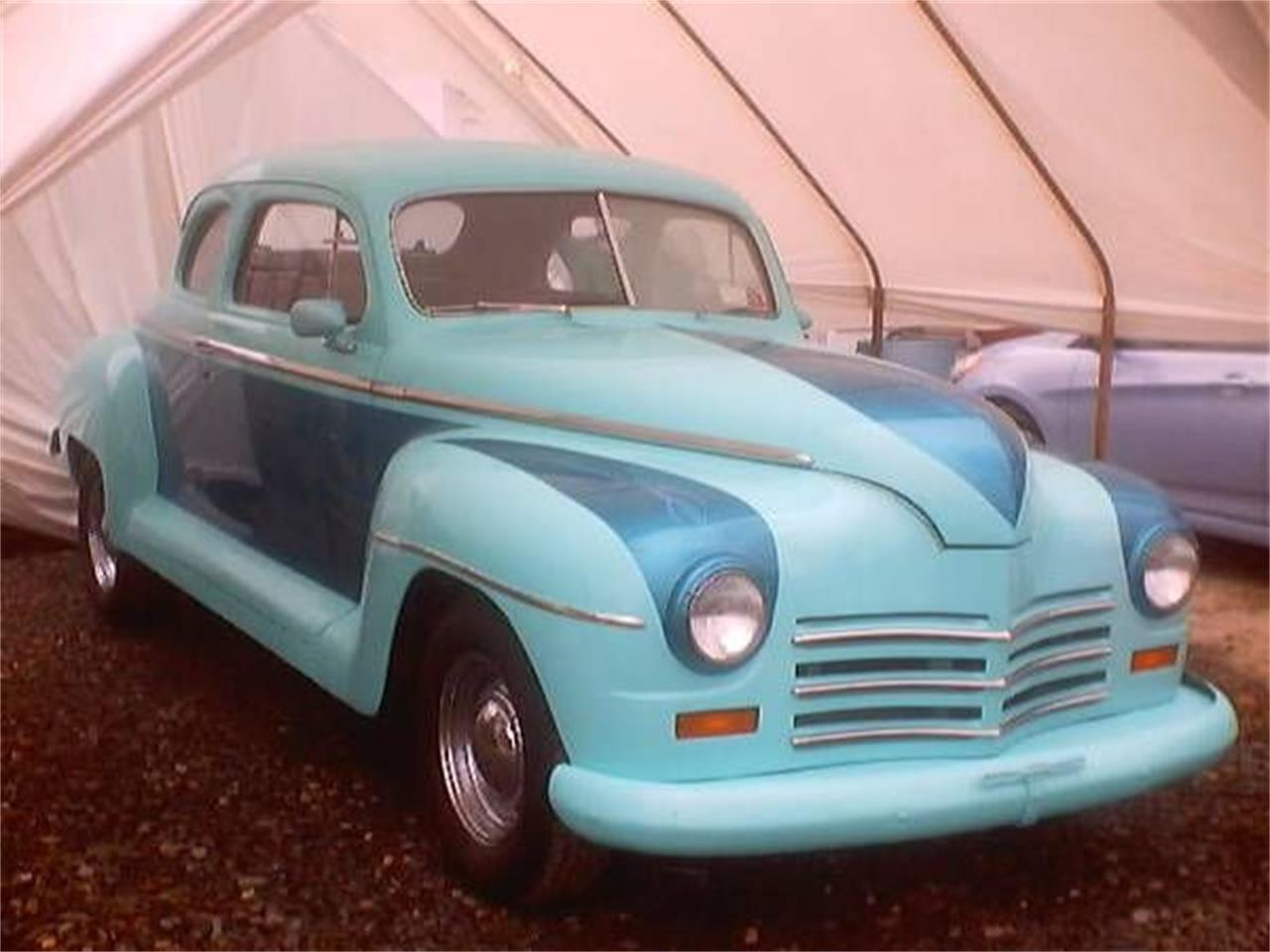 1948 Plymouth Coupe (CC-1204476) for sale in Cadillac, Michigan