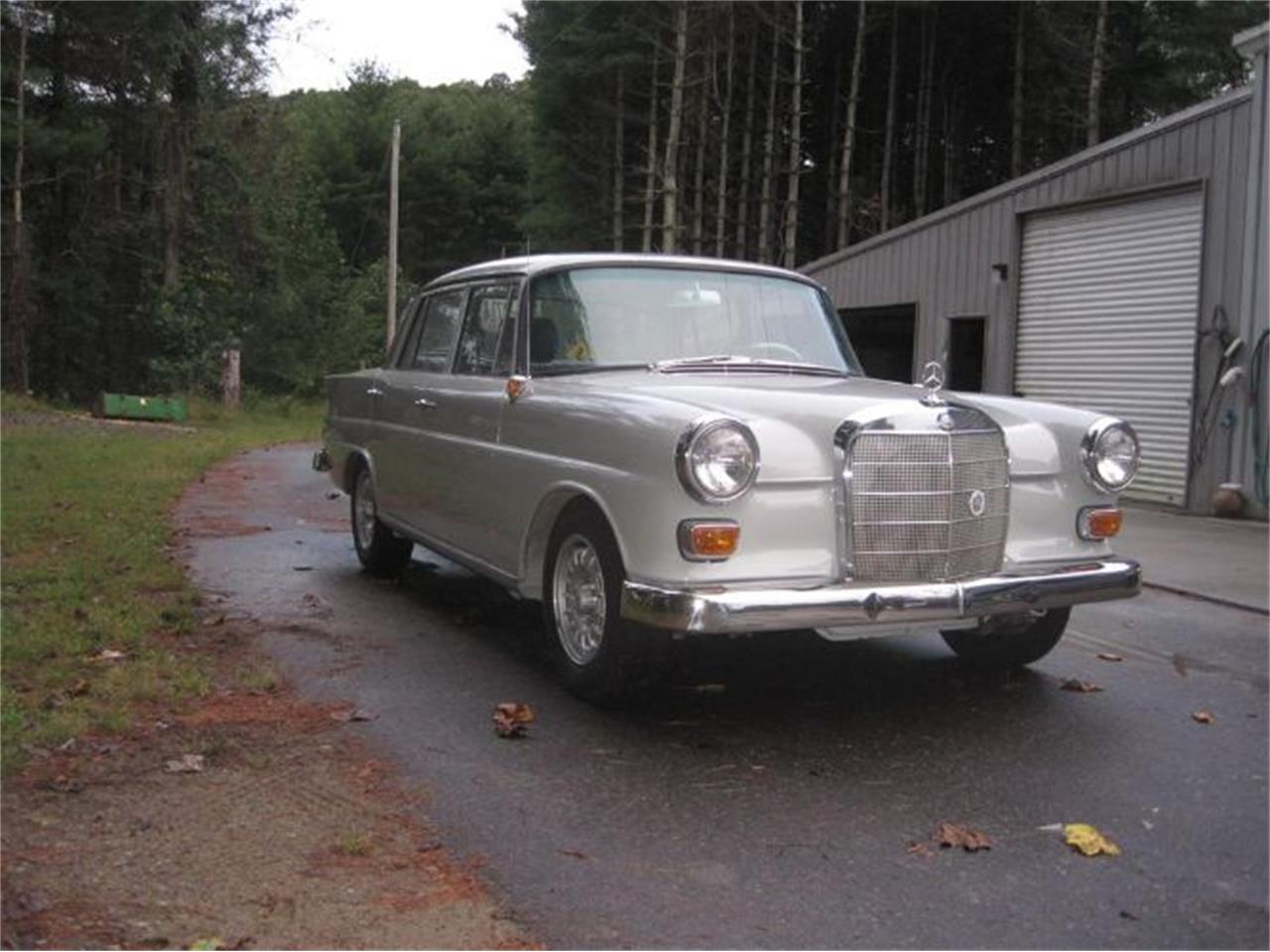 1965 Mercedes-Benz 190 (CC-1204478) for sale in Cadillac, Michigan