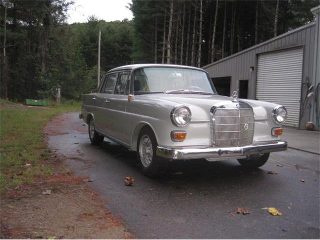 1965 Mercedes-Benz 190 (CC-1204478) for sale in Cadillac, Michigan