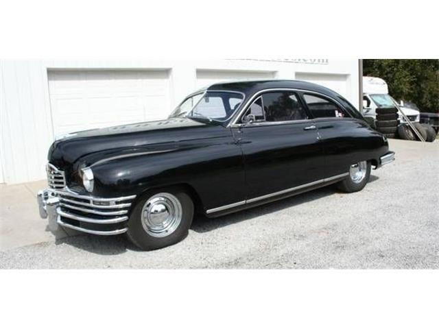1948 Packard Deluxe (CC-1204481) for sale in Cadillac, Michigan