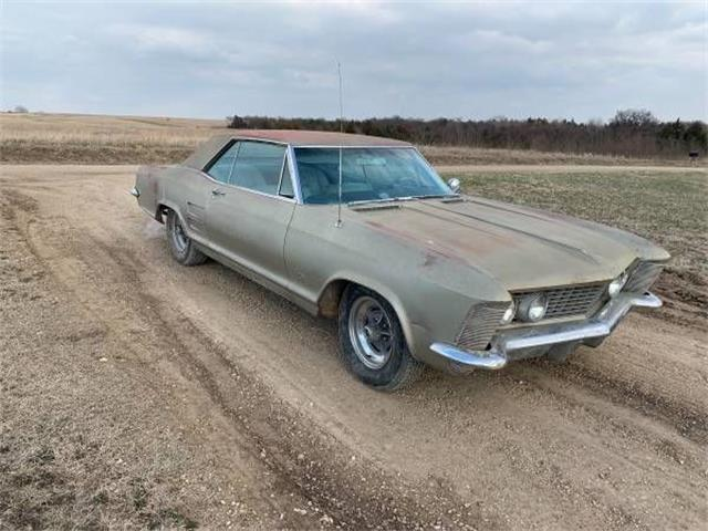1963 Buick Riviera (CC-1204482) for sale in Cadillac, Michigan