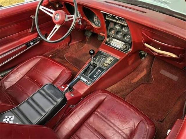 1975 Chevrolet Corvette (CC-1204488) for sale in Cadillac, Michigan