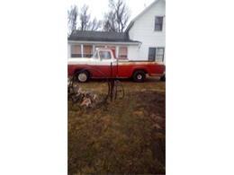 1960 Ford F100 (CC-1204489) for sale in Cadillac, Michigan