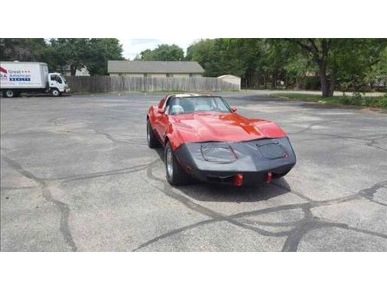 1978 Chevrolet Corvette (CC-1204494) for sale in Cadillac, Michigan
