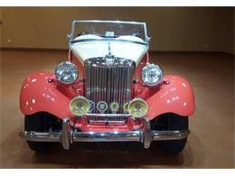 1952 MG TD (CC-1204502) for sale in Cadillac, Michigan