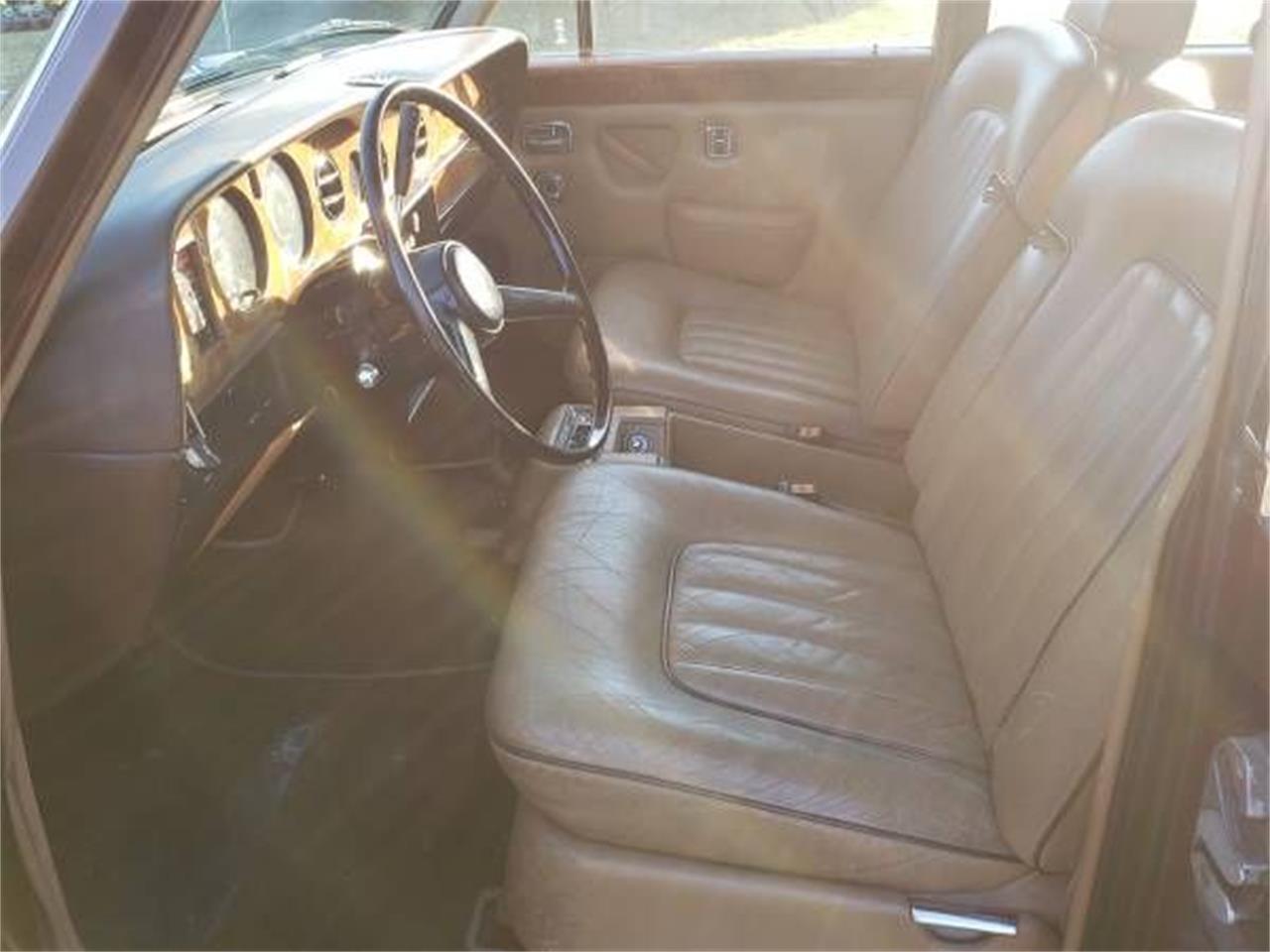 1977 Rolls-Royce Silver Shadow II (CC-1204514) for sale in Cadillac, Michigan