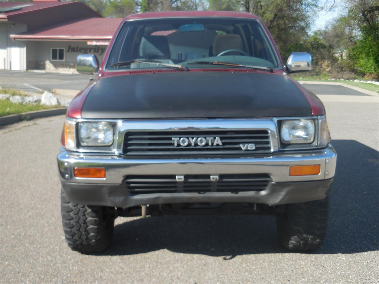 1991 Toyota 4Runner (CC-1200452) for sale in Anderson, California