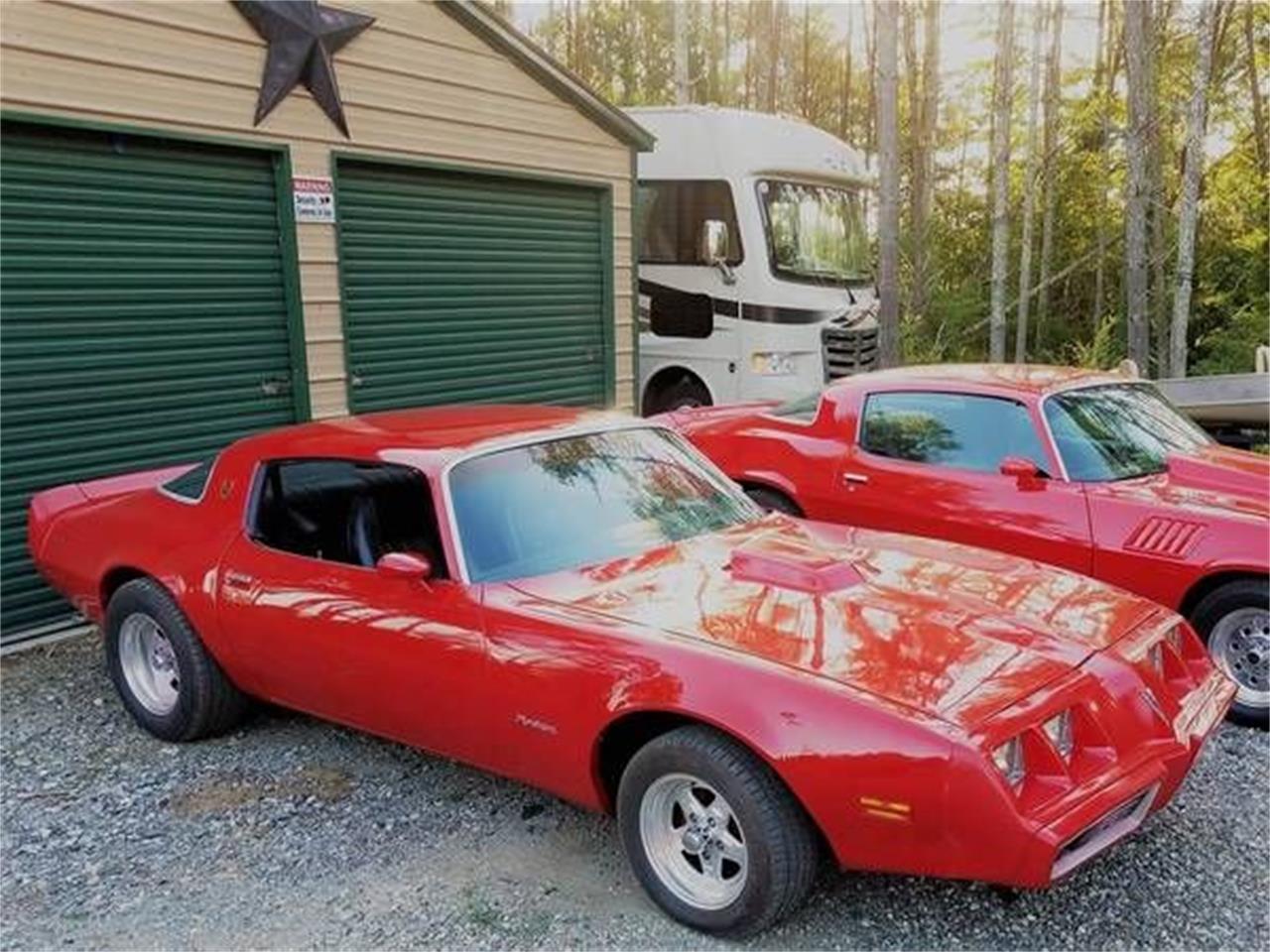 1979 Pontiac Firebird (CC-1204529) for sale in Cadillac, Michigan