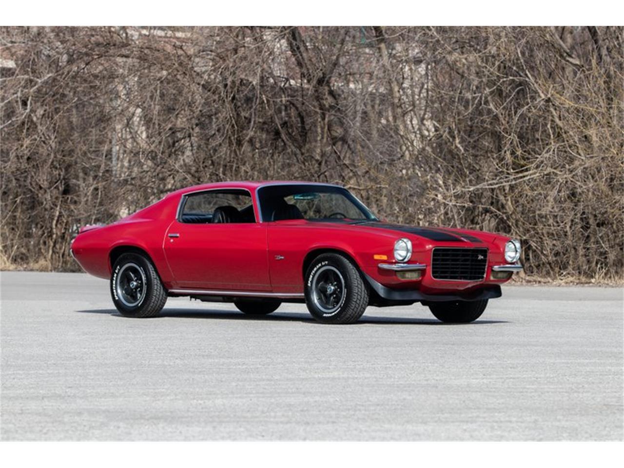1972 Chevrolet Camaro Z28 (CC-1204718) for sale in St. Charles, Missouri