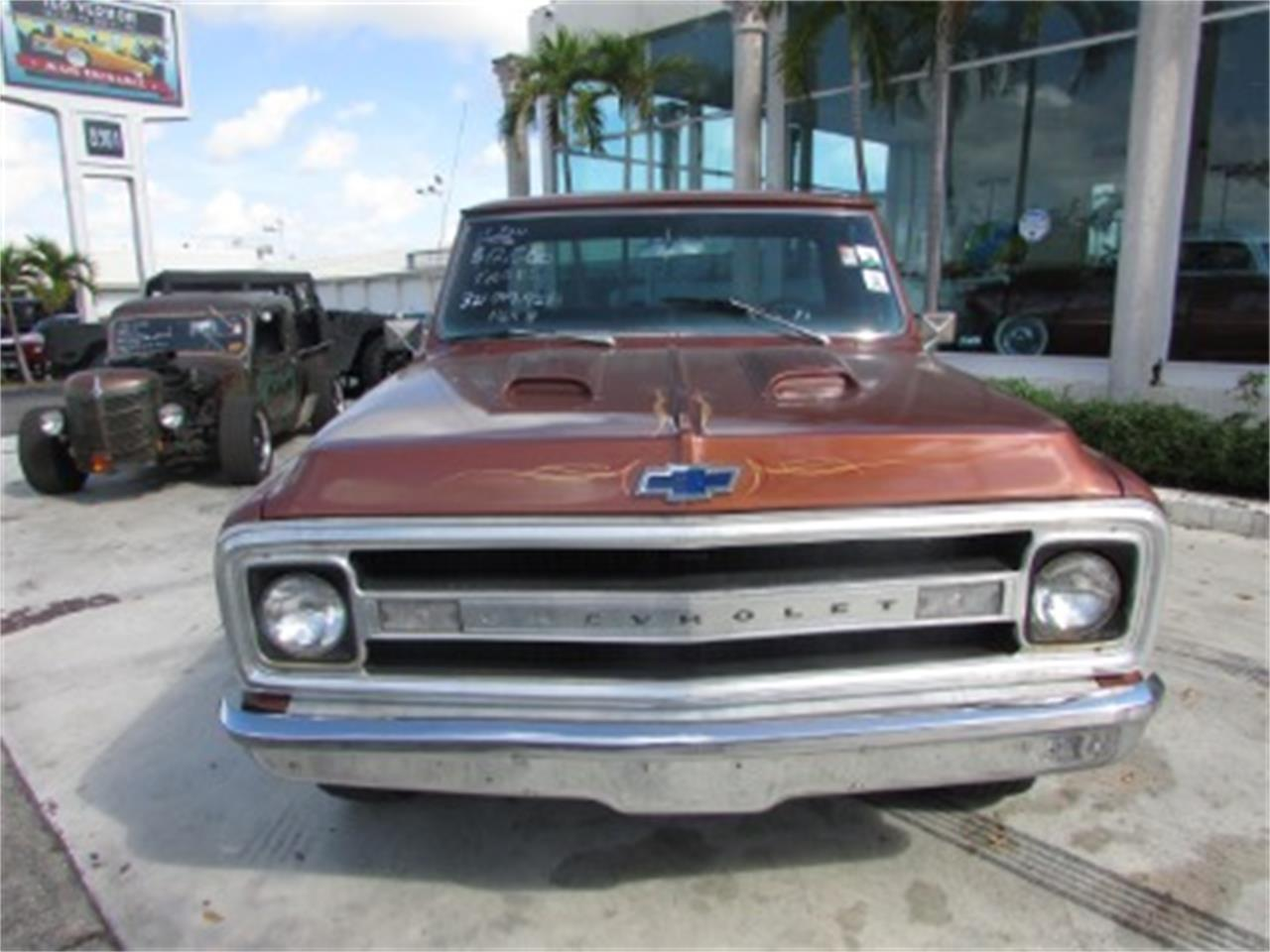 1969 Chevrolet C/K 20 (CC-1204740) for sale in Miami, Florida