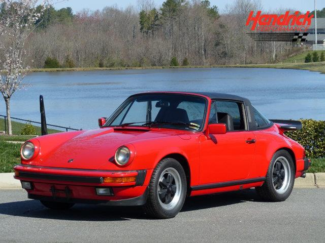 1984 Porsche 911 Carrera (CC-1204789) for sale in Charlotte, North Carolina