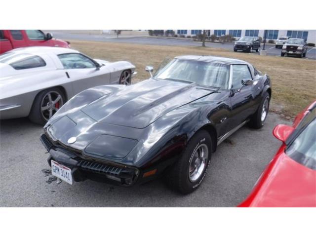 1976 Chevrolet Corvette (CC-1200479) for sale in Cadillac, Michigan