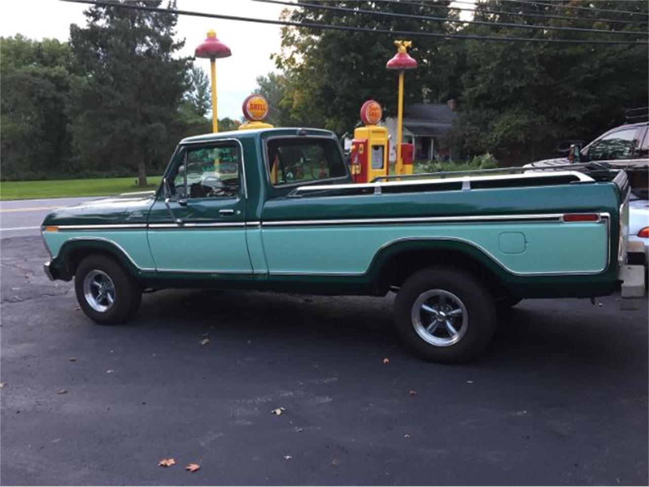 1979 Ford F100 (CC-1204831) for sale in Cadillac, Michigan