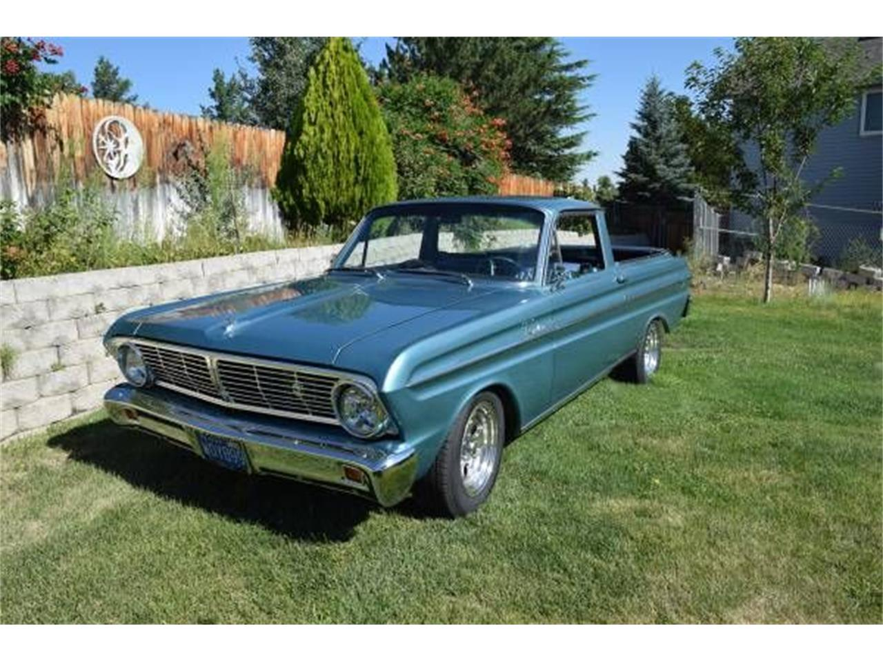 1965 Ford Falcon (CC-1204843) for sale in Cadillac, Michigan
