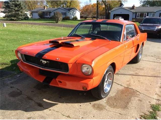 1966 Ford Mustang (CC-1204860) for sale in Cadillac, Michigan