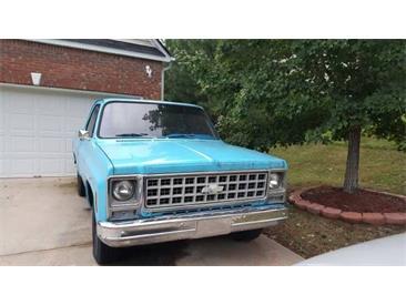 1976 Chevrolet C10 (CC-1204887) for sale in Cadillac, Michigan