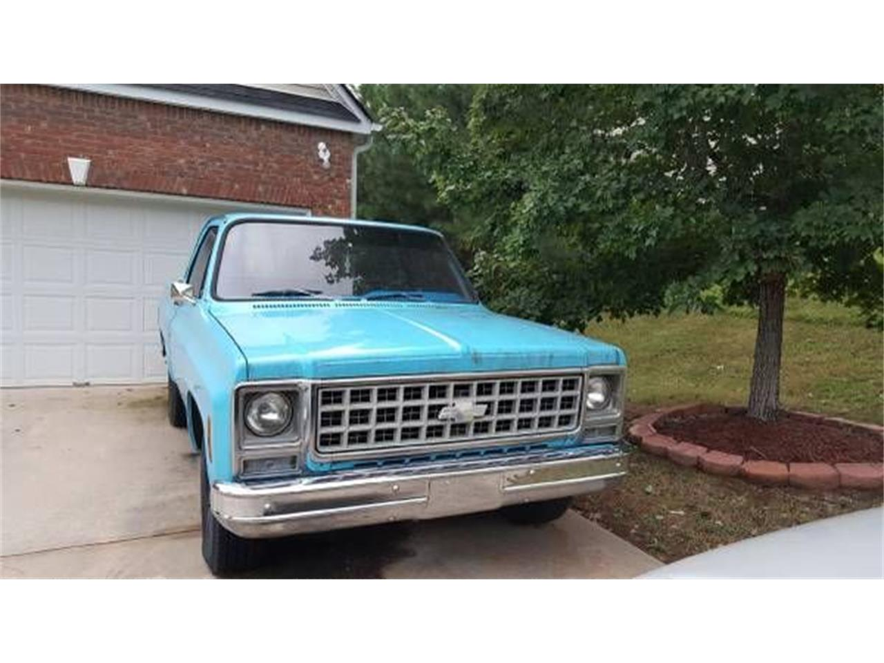 1976 Chevrolet C10 (CC-1204887) for sale in Cadillac, Michigan