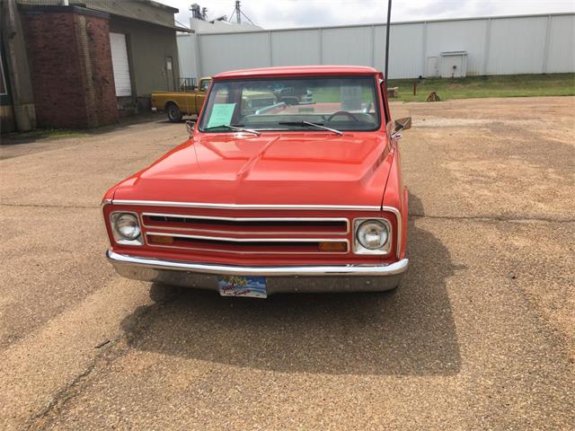 1972 Chevrolet Stepside (CC-1204933) for sale in Batesville, Mississippi