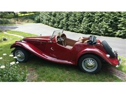 1954 MG TF (CC-1204946) for sale in SACO, Maine