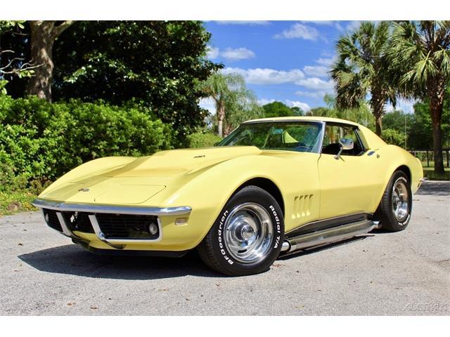 1968 Chevrolet Corvette (CC-1204958) for sale in Eustis, Florida