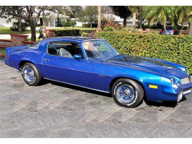 1981 Chevrolet Camaro (CC-1204972) for sale in Plantation , Florida