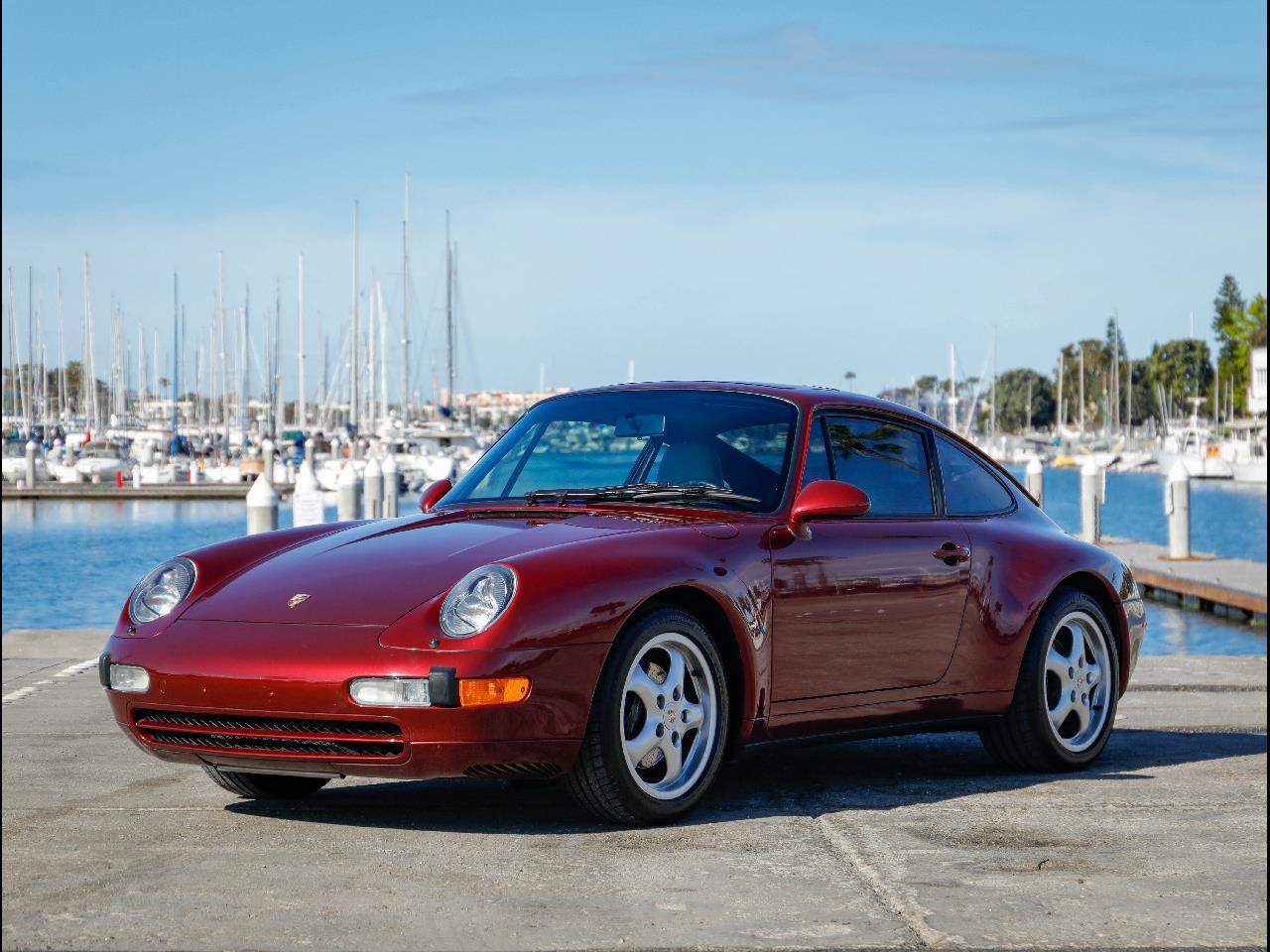1996 Porsche 993 For Sale Classiccarscom Cc 1205037