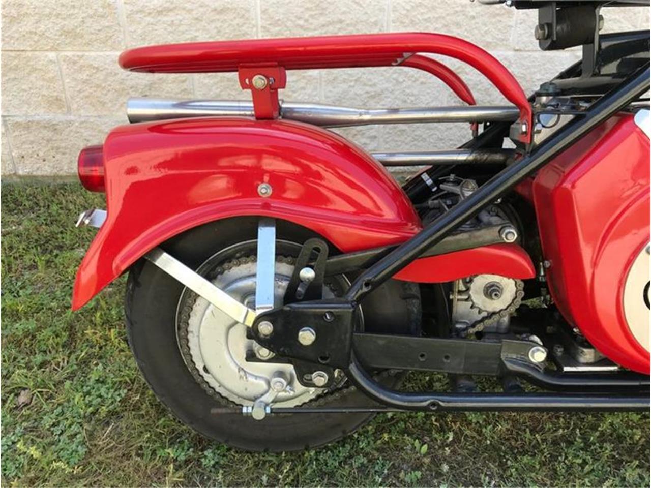 1963 Cushman Motorcycle (CC-1205041) for sale in Fredericksburg, Texas