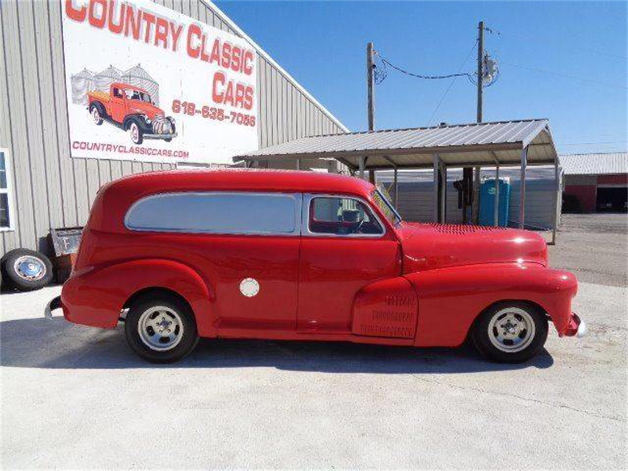 1947 Chevrolet Sedan Delivery (CC-1205182) for sale in Staunton, Illinois