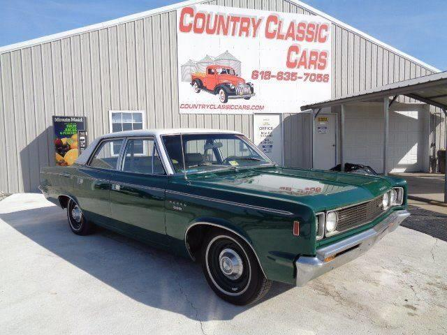 1969 AMC Rebel (CC-1205185) for sale in Staunton, Illinois