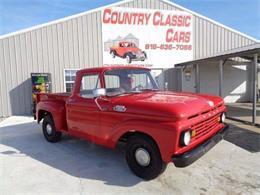 1963 Ford F100 (CC-1205188) for sale in Staunton, Illinois